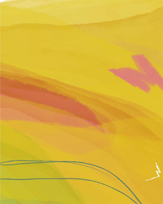 Amaia Aguirre Moraza pintura abstracta