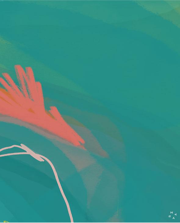 arte abstracto digital
