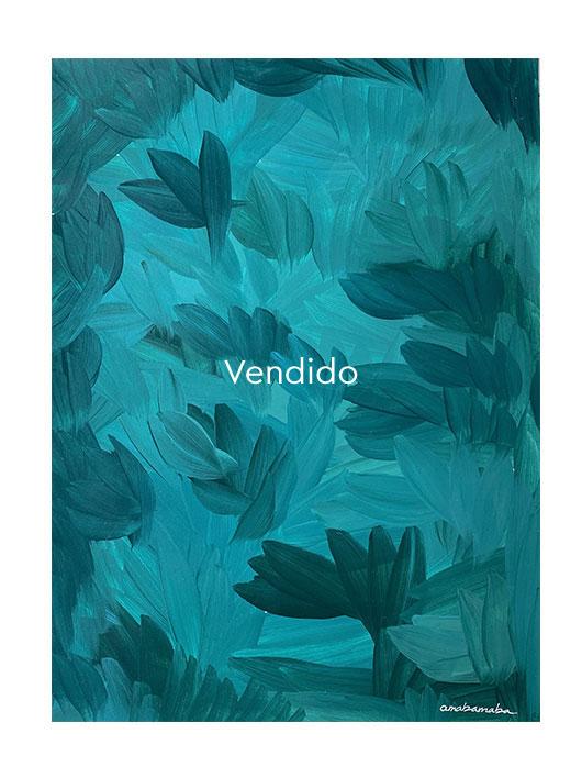 amabamaba Amaia Aguirre Moraza pintura abstracta